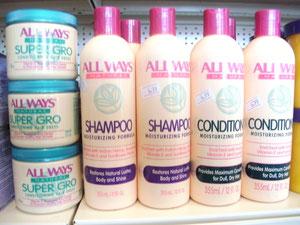 ALLWAYS Haarpflege