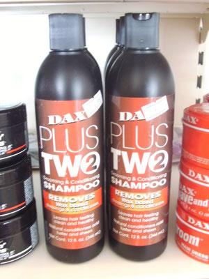 WAX special Shampoo