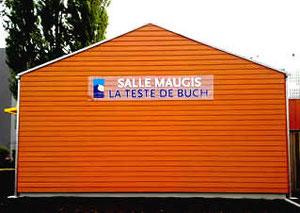 Salle Maugis - TAÏ - LA TESTE