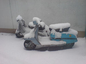 Der Winter kommt!