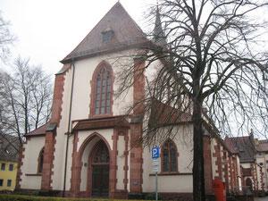 Sankt Peter und Paul Kirche văzută din faţă
