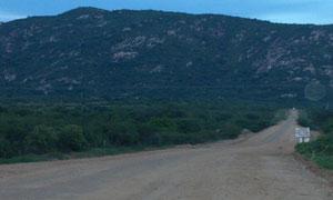 Estrada de Lagoa