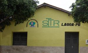 Prédio do STR antiga casa do Sr. Fulgencio onde João Rodrigues Viveu sua adolescência