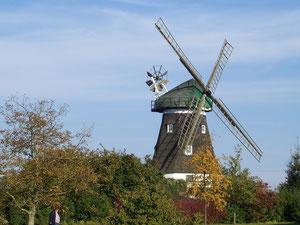 Galerie Holländer Windmühle von 1878
