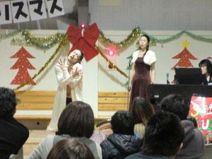 ATSUSHIさんのダンスショー