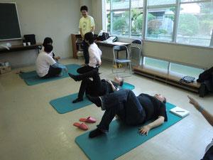 ストレスケア教室