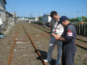 臨海鉄道のニーズ調査