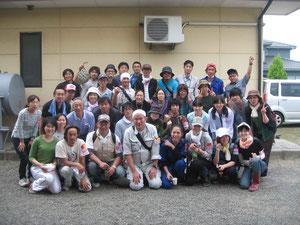 本日のボランティアメンバー