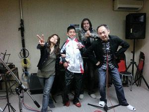 ユースケ&スプロケッツ♪ いや~久々学生気分で演奏できた!! ユースケくんありがとうヽ(^o^)丿