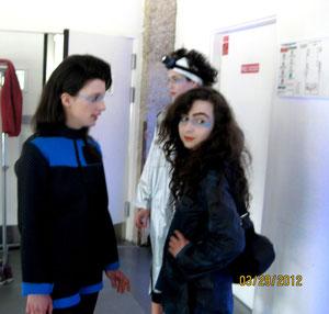 Défilé Mars 2012 - Cité de La Mode