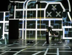 Fabien Prioville performing Jailbreak Mind photo: Ursula Kaufmann