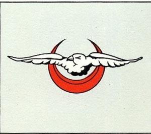 insigne du GB II/63 3ème escadrille