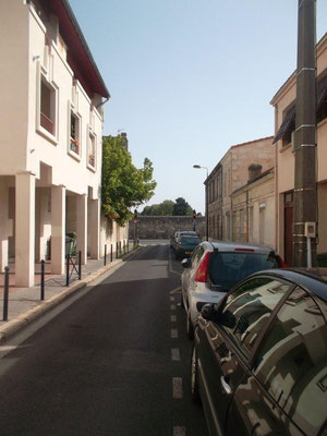 la maison et la rue Pierre