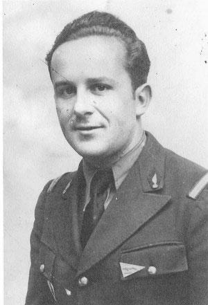 Le sergent Guy Bourreau collection Jean Michel Gravaud
