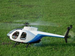 Hughes 500-Raptor 50