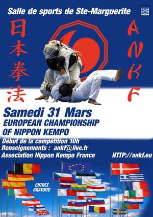 Nippon Kempo France ANKF Tournoi européen