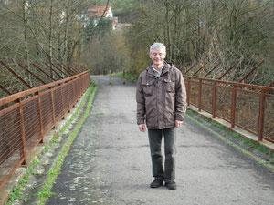 Alte Bahnbrücke zwischen Etzenhofen und Köllerbach