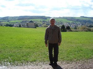 """Bei der """"Statio Dominus Mundi"""" in Wustweiler"""