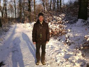 Im Frohn-Wald bei Riegelsberg