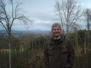 Auf dem Kaltensteinpfad am Hoxberg bei Lebach