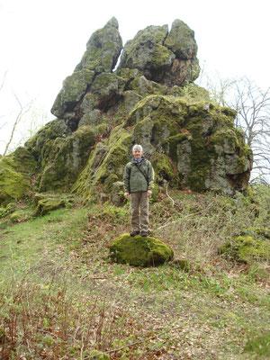 Am Grauen Stein bei Beckingen-Düppenweiler