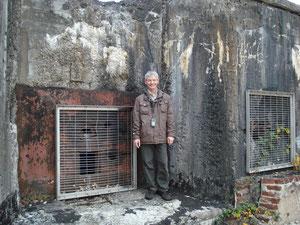 Bunker in Pachten (Dillingen/Saar)