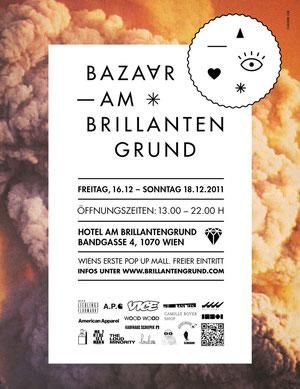 Update!!: IRENAEUS KRAUS ab Freitag, den 16.12., beim Bazaar am Brillantengrund