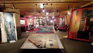 アミューズ ミュージアムの展示室