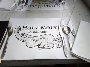 'Holy-Moly' - das Badeschiff