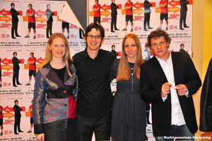Nach der Premiere am 1. April 2011