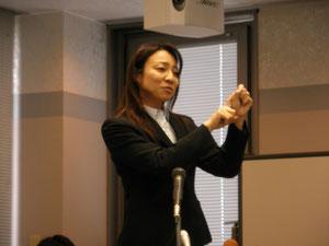 提訴報告集会(2012年2月28日)