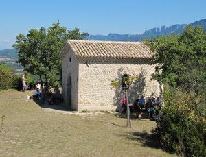 Chapelle de Combovin
