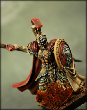 Leonidas par Graphigaut