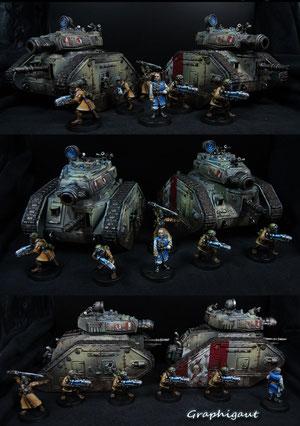 Garde impériale légion d'acier par Graphigaut