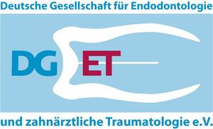 Logo der  DGET Zertifizierung