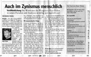 Westallgäuer, 11. Mai 2012 - Zum Vergößern bitte anklicken.