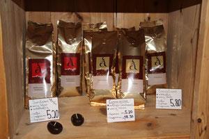 Bohnen von Art Caffee