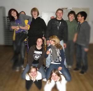 Jugendchor Laucha 11 (teilweise)