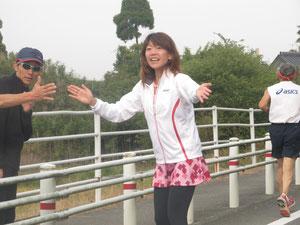 天草マラソン 高橋直子
