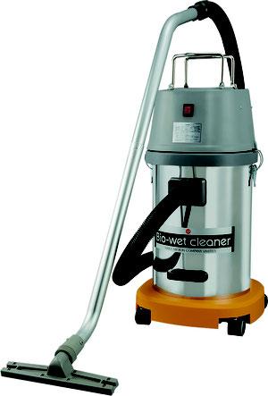 病院専用掃除機(乾・湿両用)  バイオウェットクリーナー