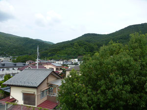 Der 1. Juli in Kofu
