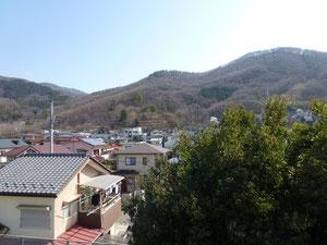 Kofu im März