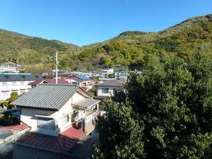 November in Yamanashi