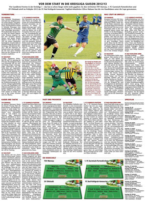 GaPa Tagblatt vom 27.7.2012