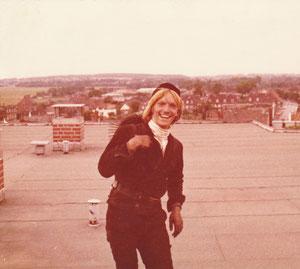 Über den Dächern im Jahre 1976: Rolf Horstmann