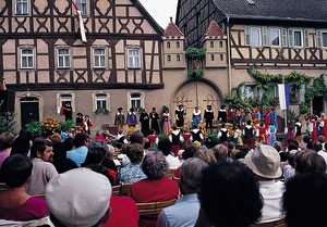 Münnerstadt - Fest
