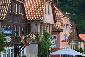 Altstadt Bad Brückenau - Quelle: Bad Brückenau