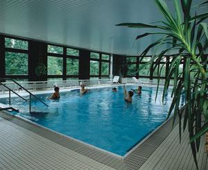 Badehaus - Bewegungsbad in Bad Bocklet