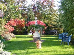 Eine Pracht im Herbst