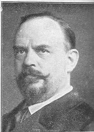 Hans Meyer, Maler und Kupferstecher, ca. 50 jährig